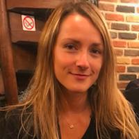 Marouschka LACOMBE - VP Evènementiel